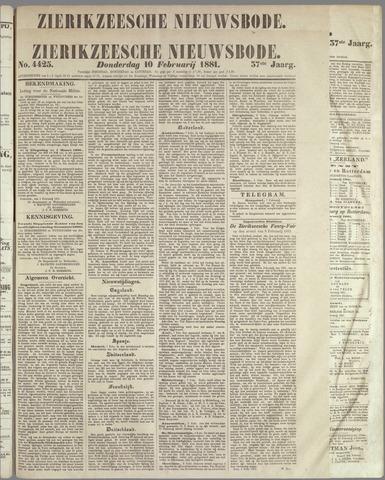 Zierikzeesche Nieuwsbode 1881-02-10