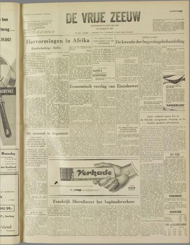 de Vrije Zeeuw 1959-01-21