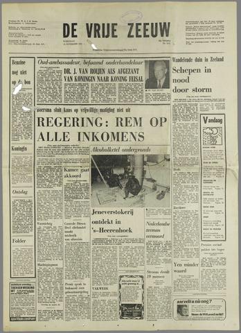 de Vrije Zeeuw 1973-11-14