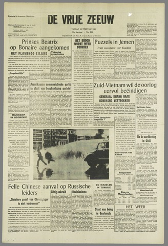 de Vrije Zeeuw 1965-02-26