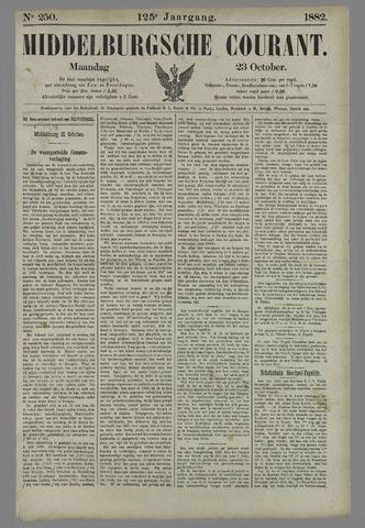 Middelburgsche Courant 1882-10-23