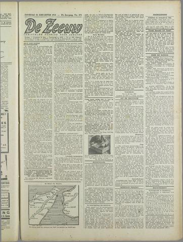 De Zeeuw. Christelijk-historisch nieuwsblad voor Zeeland 1943-08-24