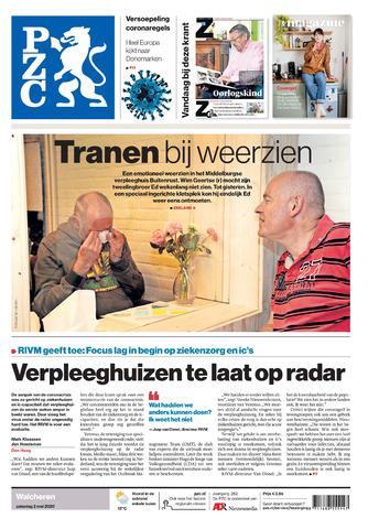 Provinciale Zeeuwse Courant 2020-05-02