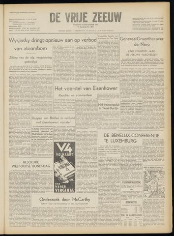 de Vrije Zeeuw 1953-12-11