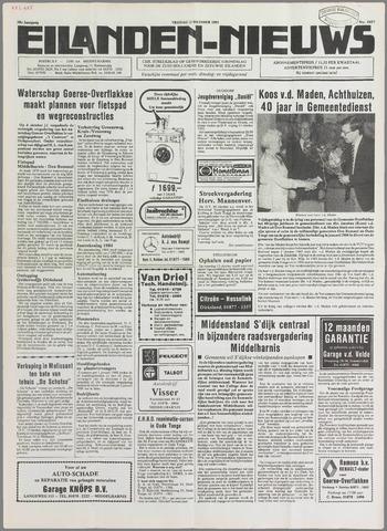 Eilanden-nieuws. Christelijk streekblad op gereformeerde grondslag 1985-10-11