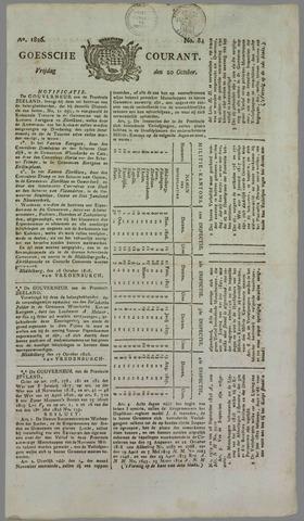 Goessche Courant 1826-10-20