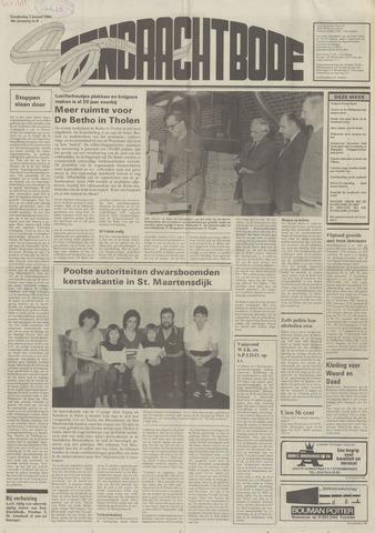 Eendrachtbode (1945-heden)/Mededeelingenblad voor het eiland Tholen (1944/45) 1984