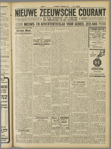 Nieuwe Zeeuwsche Courant 1930-02-01
