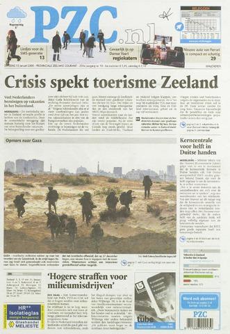 Provinciale Zeeuwse Courant 2009-01-13