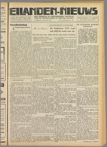 Eilanden-nieuws. Christelijk streekblad op gereformeerde grondslag 1949-03-16