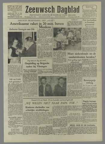 Zeeuwsch Dagblad 1957-06-12