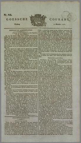 Goessche Courant 1832-10-19