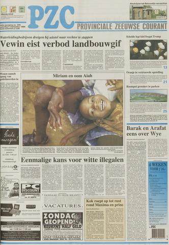 Provinciale Zeeuwse Courant 1999-09-04