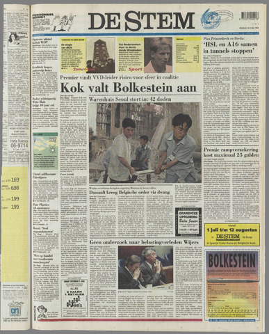 de Stem 1995-06-30