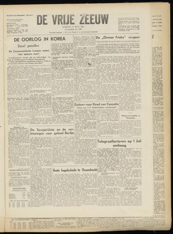 de Vrije Zeeuw 1950-06-27
