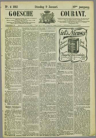 Goessche Courant 1912-01-09