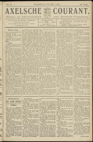 Axelsche Courant 1928-05-30