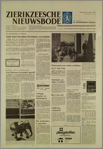 Zierikzeesche Nieuwsbode 1972-11-10
