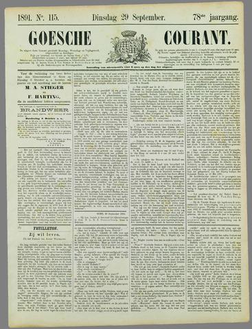 Goessche Courant 1891-09-29
