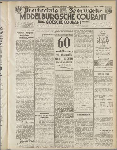 Middelburgsche Courant 1936-03-05