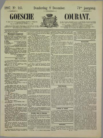 Goessche Courant 1887-12-08
