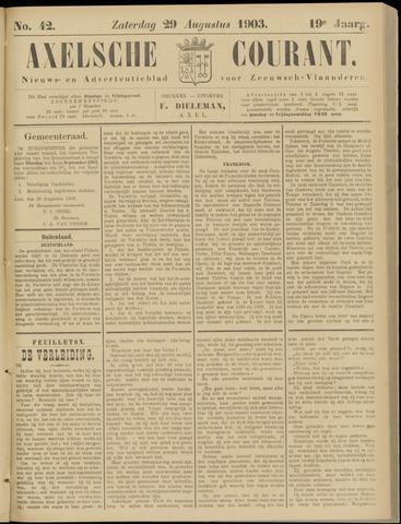 Axelsche Courant 1903-08-29