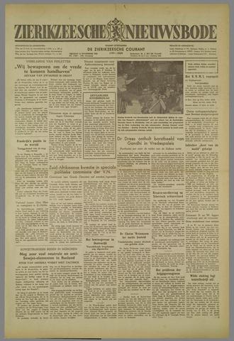 Zierikzeesche Nieuwsbode 1952-11-14