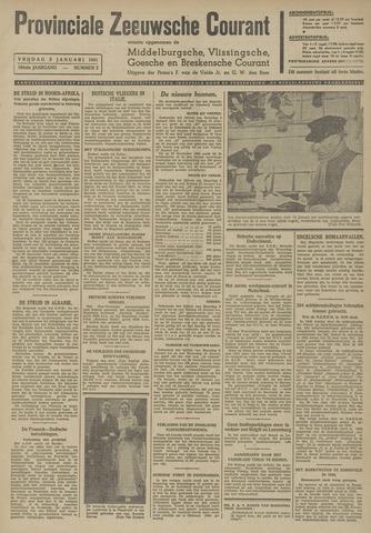 Provinciale Zeeuwse Courant 1941-01-03