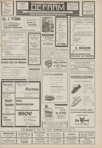 de Faam en de Faam/de Vlissinger 1961-04-21