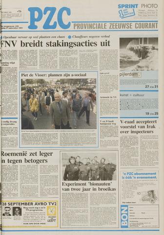 Provinciale Zeeuwse Courant 1991-09-27
