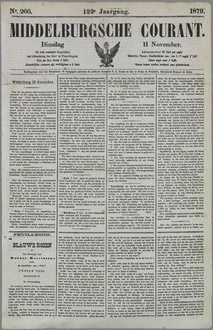 Middelburgsche Courant 1879-11-11