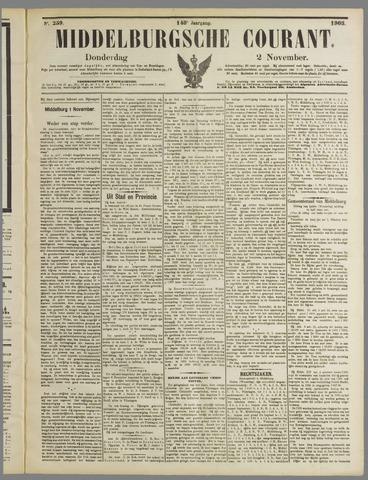 Middelburgsche Courant 1905-11-02