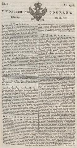 Middelburgsche Courant 1771-06-15