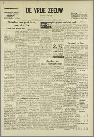 de Vrije Zeeuw 1963-04-16
