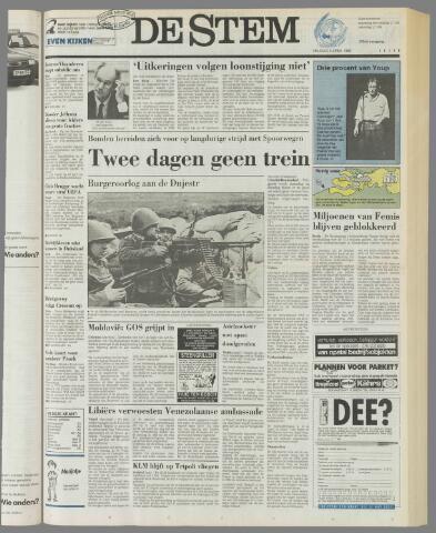 de Stem 1992-04-03