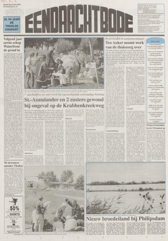 Eendrachtbode (1945-heden)/Mededeelingenblad voor het eiland Tholen (1944/45) 1999-07-29