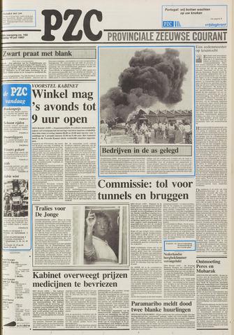 Provinciale Zeeuwse Courant 1987-07-10