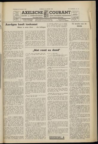 Axelsche Courant 1952-01-26