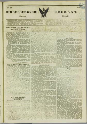 Middelburgsche Courant 1846-06-30