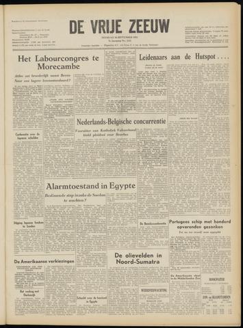 de Vrije Zeeuw 1952-09-30