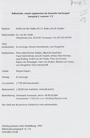 Ballustrada 1995-01-01
