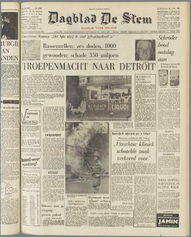 de Stem 1967-07-25