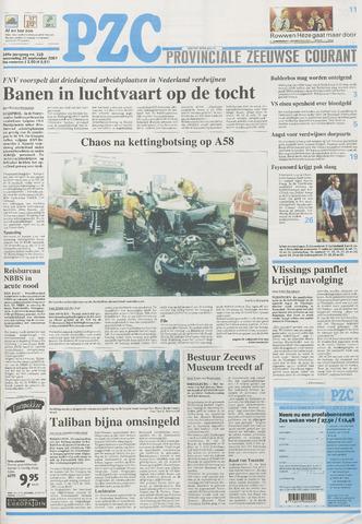 Provinciale Zeeuwse Courant 2001-09-26