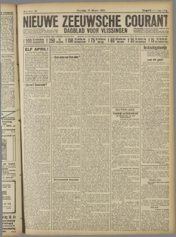 Nieuwe Zeeuwsche Courant 1923-03-13