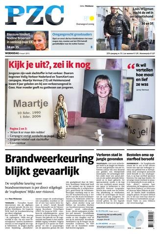 Provinciale Zeeuwse Courant 2015-03-04