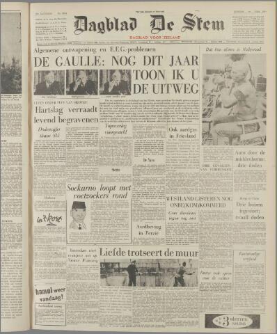 de Stem 1963-07-30
