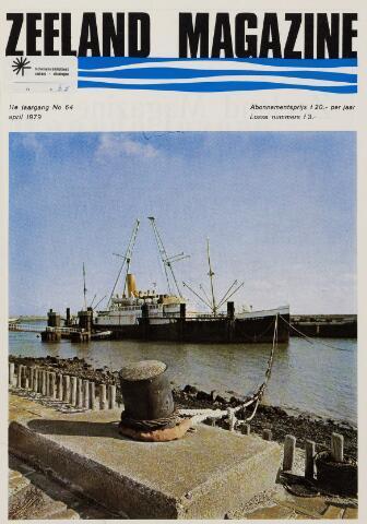 Zeeland Magazine / Veerse Meer Gids 1979-04-01