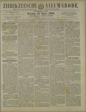 Zierikzeesche Nieuwsbode 1906-03-13
