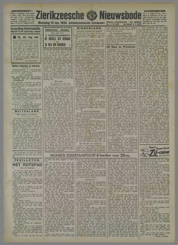 Zierikzeesche Nieuwsbode 1934-01-15