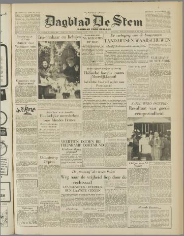 de Stem 1954-12-20